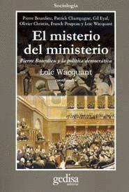 EL MISTERIO DEL MINISTERIO