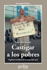 CASTIGAR A LOS POBRES