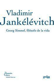 GEORG SIMMEL, FILÓSOFO DE LA VIDA