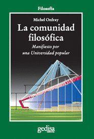 LA COMUNIDAD FILOSÓFICA