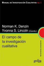 EL CAMPO DE LA INVESTIGACIÓN CUALITATIVA
