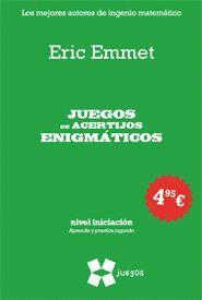 JUEGOS DE ACERTIJOS ENIGMÁTICOS (NE)