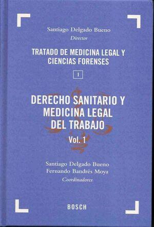DERECHO SANITARIO Y MEDICINA LEGAL DEL TRABAJO, TO