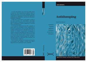 ANTIDUMPING - BBPP 1.ª ED. 2013