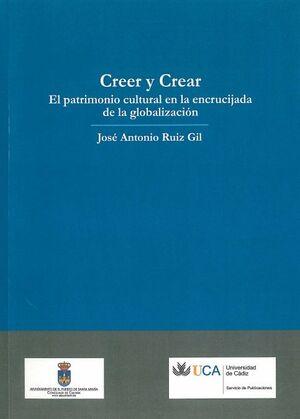 CREER Y CREAR.