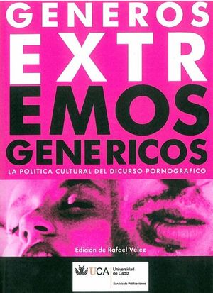 GÉNEROS EXTREMOS/EXTREMOS GENÉRICOS.