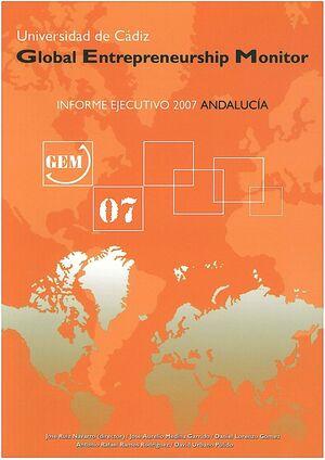 GLOBAL ENTREPRENEURSHIP MONITOR. (2007)