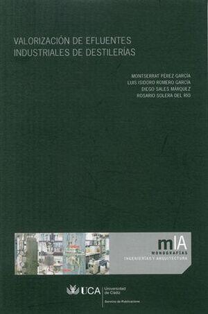 VALORIZACIÓN DE EFLUENTES INDUSTRIALES DE DESTILERÍAS