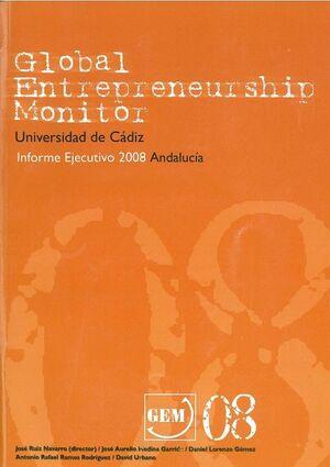 GLOBAL ENTREPRENEURSHIP MONITOR (2008)