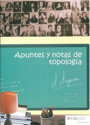 APUNTES Y NOTAS DE TOPOLOGÍA