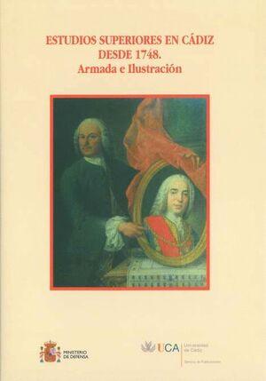 ESTUDIOS SUPERIORES EN CÁDIZ DESDE 1748