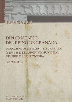 DIPLOMATARIO DEL REINO DE GRANADA