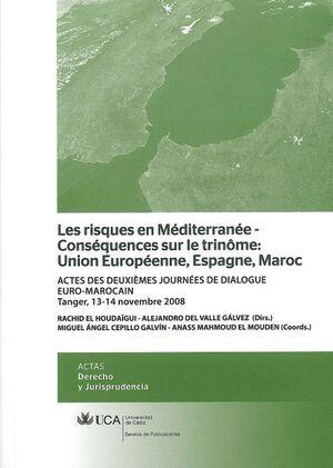 LES RISQUES EN MÉDITERRANÉE-CONSÉQUENCES SUR LE TRINÔME: UNION EUROPÉENNE, ESPAGNE, MAROC