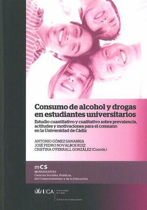 CONSUMO DE ALCOHOL Y DROGAS EN ESTUDIANTES UNIVERSITARIOS