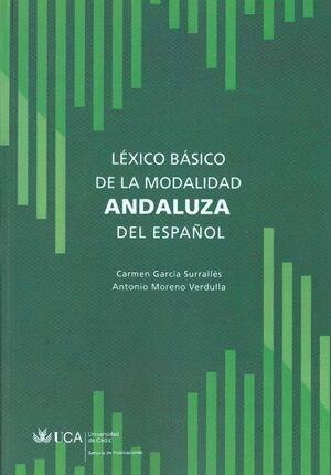 LÉXICO BÁSICO DE LA MODALIDAD ANDALUZA DEL ESPAÑOL