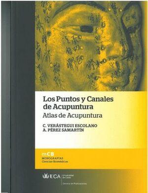 LOS PUNTOS Y CANALES DE ACUPUNTURA