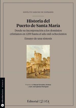 HISTORIA DEL PUERTO DE SANTA MARÍA