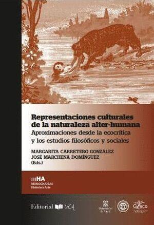 REPRESENTACIONES CULTURALES DE LA NATURALEZA ALTER-HUMANA