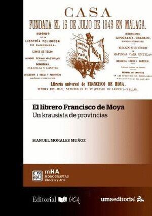 EL LIBRERO FRANCISCO DE MOYA