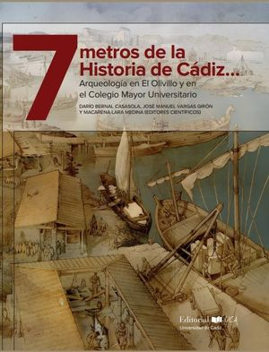 7 METROS DE LA HISTORIA DE CÁDIZ...