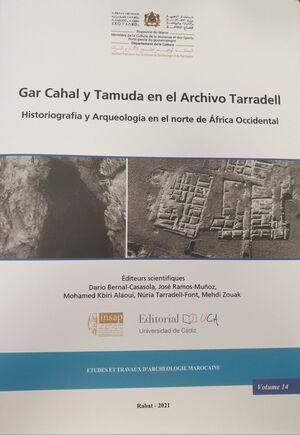 GAR CAHAL Y TAMUDA EN EL ARCHIVO TARRADELL