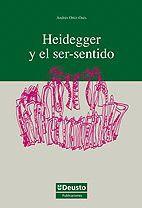 HEIDEGGER Y EL SER-SENTIDO