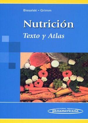 NUTRICIÓN. ATLAS DE BOLSILLO