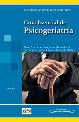 GUÍA ESENCIAL DE PSICOGERIATRÍA