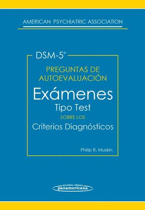 PREGUNTAS DE AUTOEVALUACIÓN DEL DSM-5