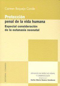 PROTECCION PENAL DE LA VIDA HUMANA