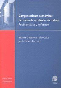 COMPENSACIONES ECONOMICAS DERIVADAS ACCIDENTES DE TRABAJO