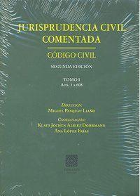 JURISPRUDENCIA CIVIL COMENTADA 2ªED 3VOL.