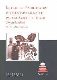TRADUCCION TEXTOS MEDICOS ESPECIALIZADOS PARA AMBITO EDITORI