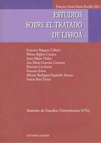 ESTUDIOS SOBRE EL TRATADO DE LISBOA.