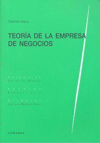 TEORIA DE LA EMPRESA DE NEGOCIOS