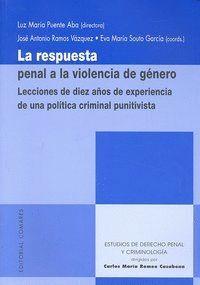 RESPUESTA PENAL VIOLENCIA DE GENERO