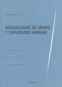 DESIGUALDADES DE GENERO Y CAPACIDADES HUMANAS