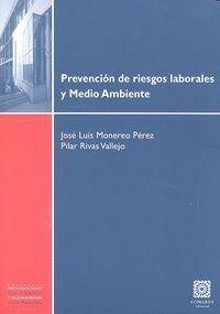 PREVENCION RIESGOS LABORALES MEDIO AMBIENTE