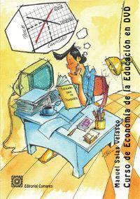 CURSO DE ECONOMIA DE LA EDUCACION EN DVD.