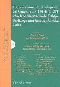 A TREINTA AÑOS ADOPCION DEL CONVENIO Nº150 DE LA OIT