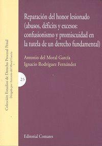 REPARACION DEL HONOR LESIONADO ABUSOS DEFICITS Y EXCESOS