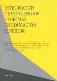 INTEGRACION DE CONTENIDOS E IDIOMAS EN EDUCACION SUPERIOR