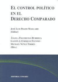 CONTROL POLITICO EN EL DERECHO COMPARADO,EL