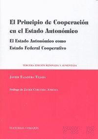 PRINCIPIO DE COOPERACION ESTADO AUTONOMICO,EL