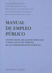 MANUAL DE EMPLEO PUBLICO