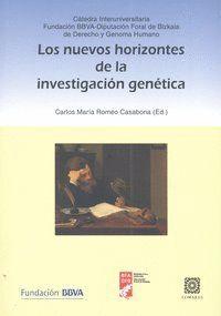LOS NUEVOS HORIZONTES DE LA INVESTIGACION GENETICA.