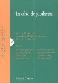 LA EDAD DE JUBILACION.