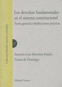 LOS DERECHOS FUNDAMENTALES EN EL SISTEMA CONSTITUCIONAL. TEORA GENERAL E IMPLICACIONES PRÁCTICAS
