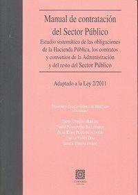 MANUAL DE CONTRATACION DEL SECTOR PUBLICO. ESTUDIO SISTEMÁTICO DE OBLIGACIONES DE LA HACIENDA PÚBLIC