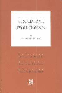 EL SOCIALISMO EVOLUCIONISTA.